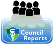 council reports graphic