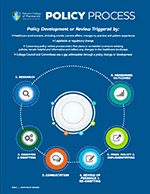 policy process inforgraphic